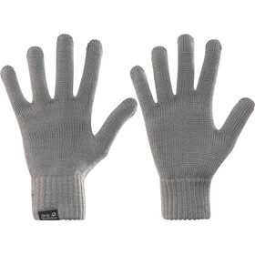 Jack Wolfskin Milton Gloves grey heather